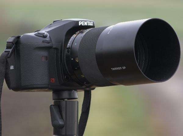 Tamron Adaptall SP 500mm Spiegelteleobjektiv