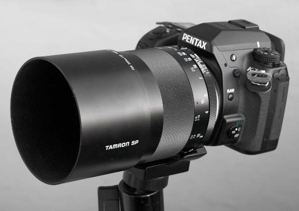 Tamron SP 350mm Model 06B – Adaptall - mirror lens