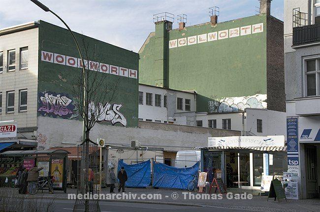 ehemaliges Woolworth Kaufhaus
