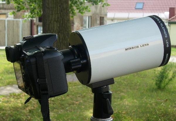 Soligor 5,6/500mm Spiegelobjektiv