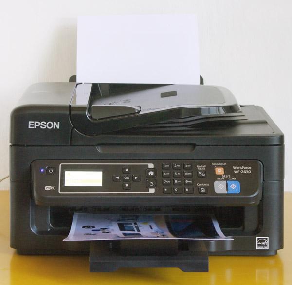 Epson WorkForce 2360 WF