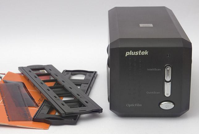 Plustek OpticFilm 8200i Filmscanner